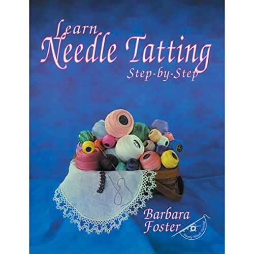 Handy Hands Learn Needle Tatting Step By Step