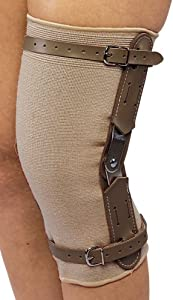 OTC Knee Brace with Hinged Bars, X-Large