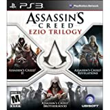 Assassin's Creed: EZIO Trilogy [Playstation 3 PS3] NEW