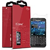 iCarez Hinge Install Method With Kits Ultra Clear Screen Protector For BlackBerry Classic, 3-Pack - Retail Packaging