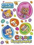 Colors Everywhere! (Bubble Guppies) (Bright & Early Board Books(TM))