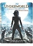 Underworld / Underworld Awakening / Underworld Evolution / Underworld: Rise of the Lycans (Bilingual) [Blu-ray]