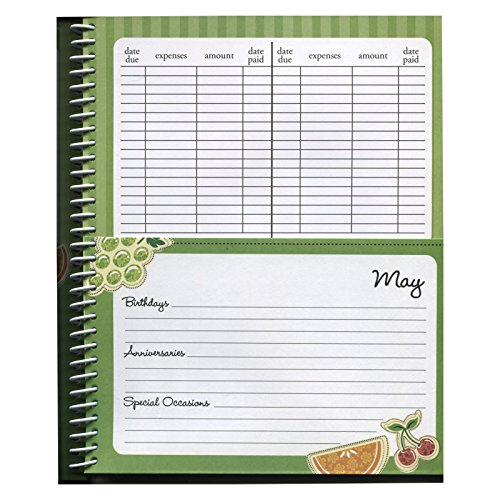 Monthly Bill Organizer With Pockets   Search Results   Calendar 2015