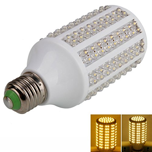 Corn Bulbs - E27 12W 216 Led 1200 Lumen 3000-4000K Warm White Light Led Corn Light Bulb (220V)