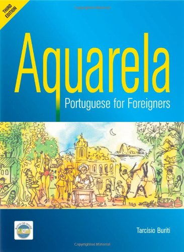 NEW-3rd Edition(2011)-Portuguese Textbook & CD:...