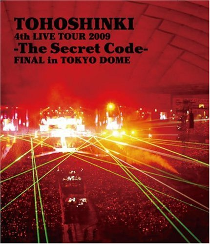 4th LIVE TOUR 2009 ~The Secret Code~ FINAL in TOKYO DOME [Blu-ray]
