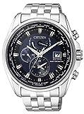 Citizen Herren-Armbanduhr Analog Quarz Edelstahl AT9030-55L