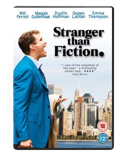 Stranger Than Fiction [Reino Unido] [DVD]