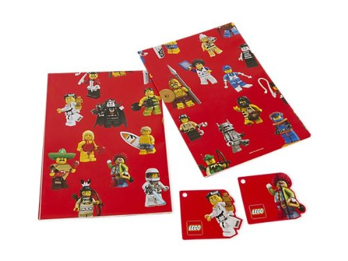 LEGO Minifigure Wrapping Paper 853240