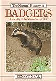 The Natural History of Badgers (Natural History Series)