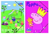 Peppa Pig - Carpeta con solapas/gomas (Mercury 05PP0126)