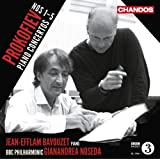 Prokofieff: Klavierkonzerte 1-5