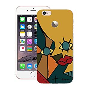 Customizable Hamee Original Designer Cover Thin Fit Crystal Clear Plastic Hard Back Case For Coolpad Max (Colourful Face)