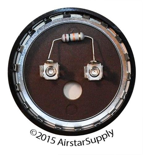 American Standard & Trane® 2TWB3030A1000AA Upgraded Replacement Start  Capacitor - Made in the U S A