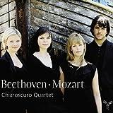 Beethoven: String Quartet No.11, Op. 95 'Quartetto Serioso'; Mozart: Adagio and Fugue in C minor, Strng Quartet No.16