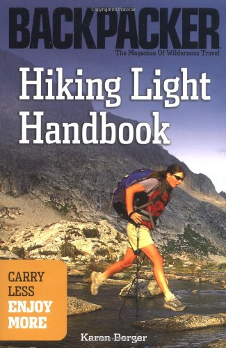 Hiking Light Handbook (Backpacker Magazine)