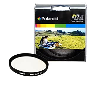Polaroid Optics 40.5mm Multi Coated UV Protective Filter