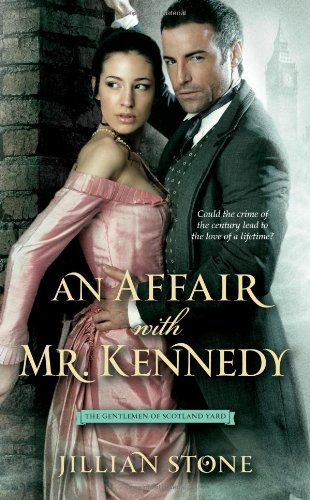 Image of An Affair with Mr. Kennedy (Gentlemen of Scotland Yard)
