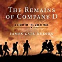 The Remains of Company D: A Story of the Great War Audiobook by James Carl Nelson Narrated by Ray Porter