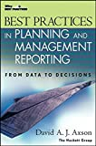 img - for Best Practices in Planning and Management Reporting book / textbook / text book