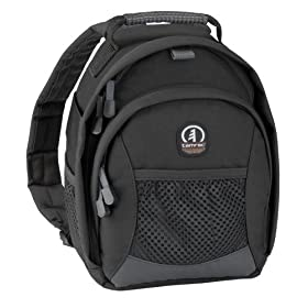 Tamrac Travel Pack 71 Model 5371 - Backpack ( for camera with zoom lens ) - black