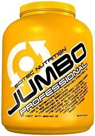 Scitec Nutrition Muscle Gainer Jumbo Professional, Schokolade, 3240g
