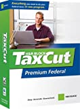 H&R Block TaxCut 2007 Premium Federal [OLD VERSION]