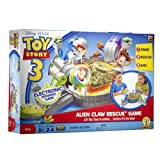 Toy Story 3 Alien Claw Rescue Game