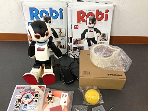 デアゴスティーニ 週刊Robi(ロビ) 全70号+Robi(ロビ)完成品