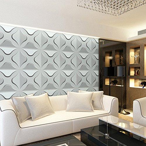 yazi planches 3d effet 3d mur papier peint panneau. Black Bedroom Furniture Sets. Home Design Ideas