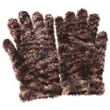 Ladies/Womens Super Soft Feather Touch Winter Magic Gloves