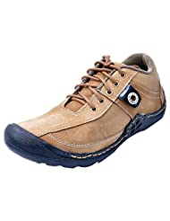 Lee Jordan Men's Suede Leather Casual Shoes