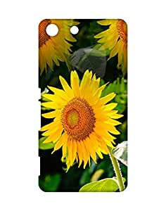 Mobifry Back case cover for Sony Xperia M5 Aqua Mobile ( Printed design)