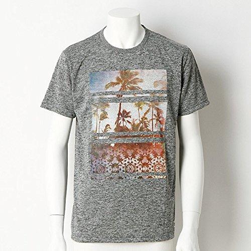 クイックシルバー(QUIKSILVER) ラッシュガード ラッシュTシャツ MILKY JOE SURF【ブラック93MHCH/M】