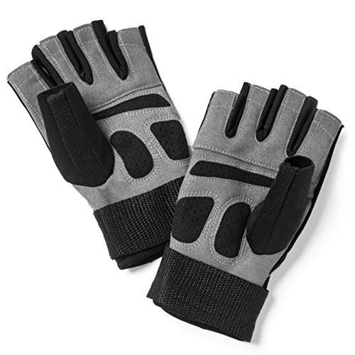 Women S Fitness Gloves With Wrist Support: Best Fingerless Weight Lifting Gloves With Wrist Wrap