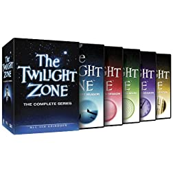 The Twilight Zone: The Complete Series (Episodes Only Collection)