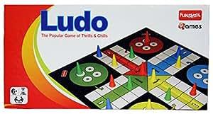 Funskool Games Ludo Board Game