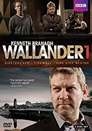 Wallander: Sidetracked / Firewall / One Step Behind