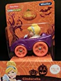 Fisher Price Disney Little People Wheelies - Cinderella - Halloween