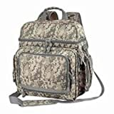 ACU Laptop Backpack - Digital Camo - Multi Pocket