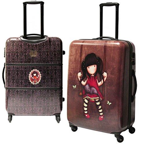 valise gorjuss achat vente de valise pas cher. Black Bedroom Furniture Sets. Home Design Ideas