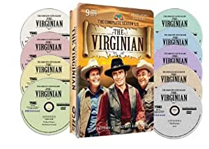 Virginian Complete 6th Season