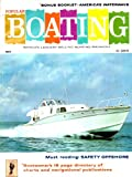 Popular Boating - MAY 1961 - Volume 9 Number 2