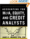 Accounting for M&A, Credit, & Equity...