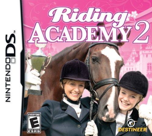 Riding Academy 2 - Nintendo DS - 1