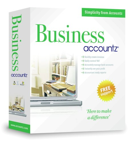 Business Accountz (PC/Mac)