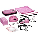 KMD DS Lite 25 in 1 Players Pak Pink