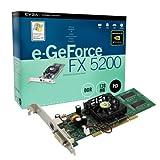 EVGA e-GeForce FX 5200 128 MB GPU