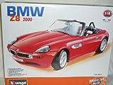 BMW Z8 Z 8 2000 Rot Cabrio Kit Bausatz 1/18 Bburago Burago Modellauto Modell Auto
