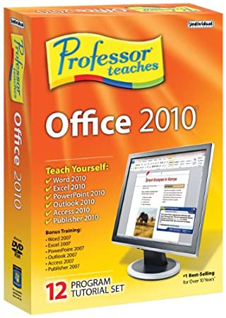 Professor Teaches Office 2010